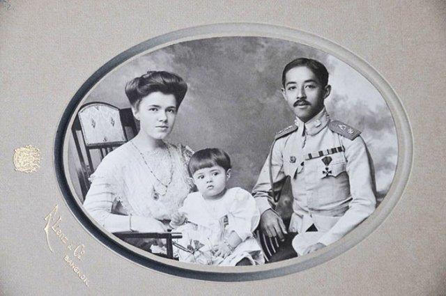 Катерина Десницька - принцеса Сіаму з Луцька