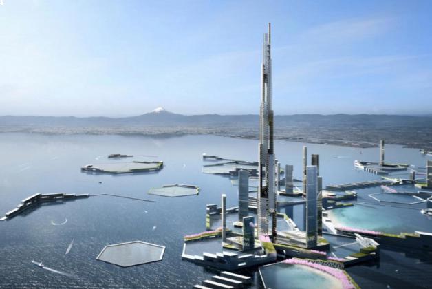 У Токіо з'явиться найвища будівля на планеті