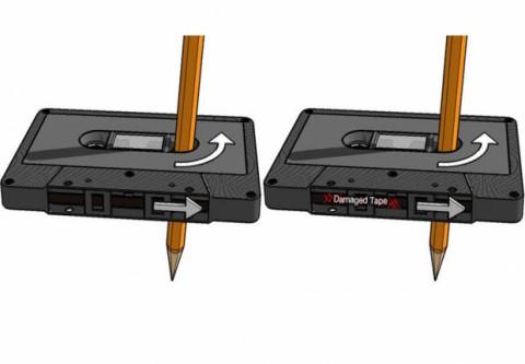 Sony дасть стрічковим касетам нове життя