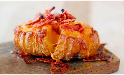 Як оригінально запекти картоплю і здивувати гостей?