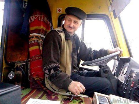 Після схвального відгуку на Фейсбуці водієві маршрутки дали премію - 1000 грн