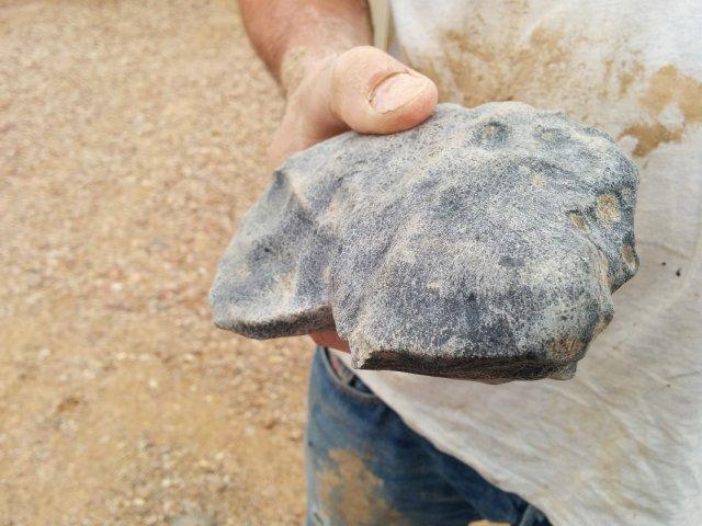 Вперше в історії метеорит вбив людину