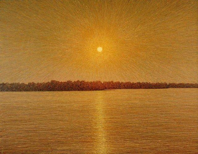 Іван Марчук - тернопільський художник світового рівня
