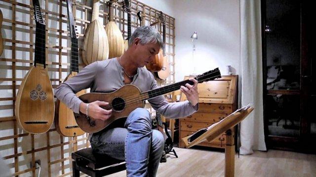 Як звучить гітара Страдіварі, зроблена 1679 року (відео)