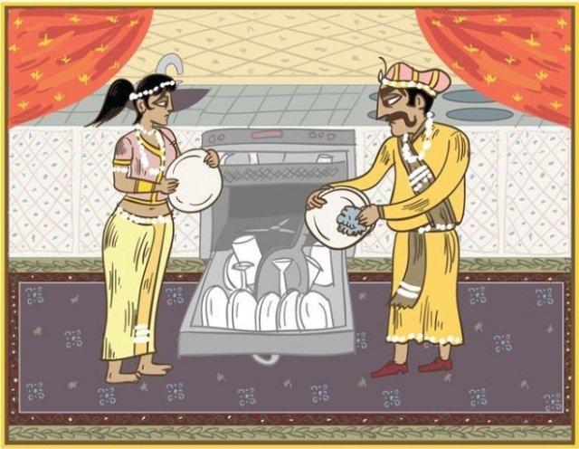 Камасутра для тих, хто вже в шлюбі (фото)