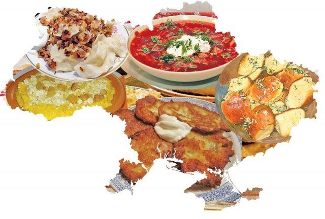 Національні страви України потрапили у ТОП-10 найсмачніших страв світу