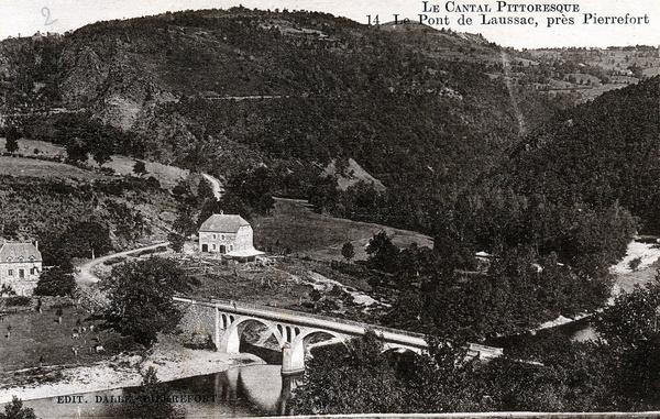 Barrage de Sarrans - Французька Атлантида (фото)