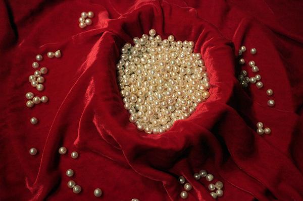 Як з'являються перлини (фото)