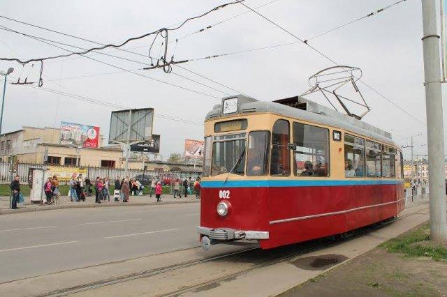 У Львові відновили історичний трамвай