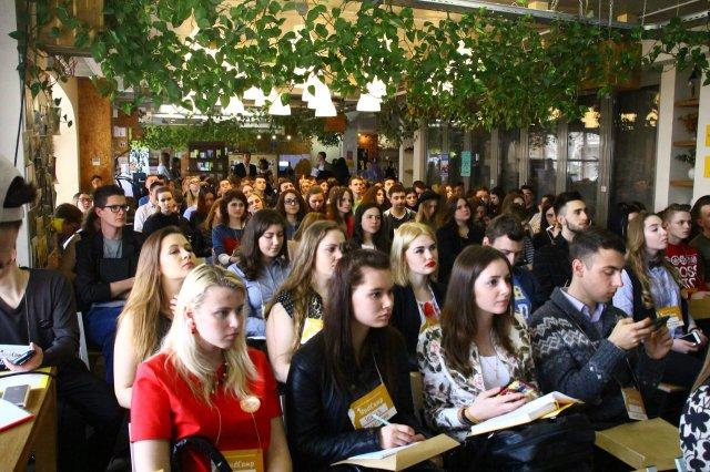 9-10 квітня в Одесі відбулася молодіжна конференція StudCamp