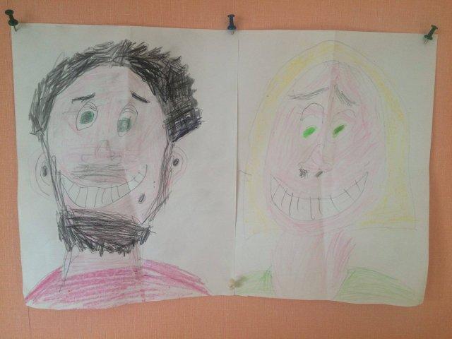 Вчителька назвала «Жахом» малюнки школяра. А інтернет і митці його підтримали