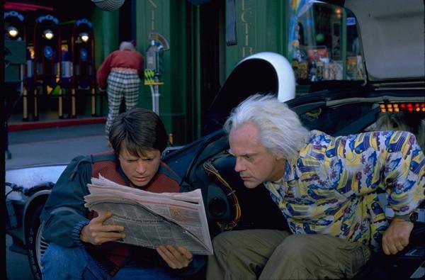 """Чому Роберт Земекіс зняв """"Назад в майбутнє 2"""""""