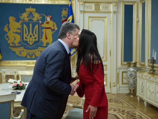 Джамалі присвоїли звання Народної артистки України