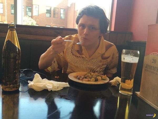 Жадібність і безлімітні страви. Експеримент студента