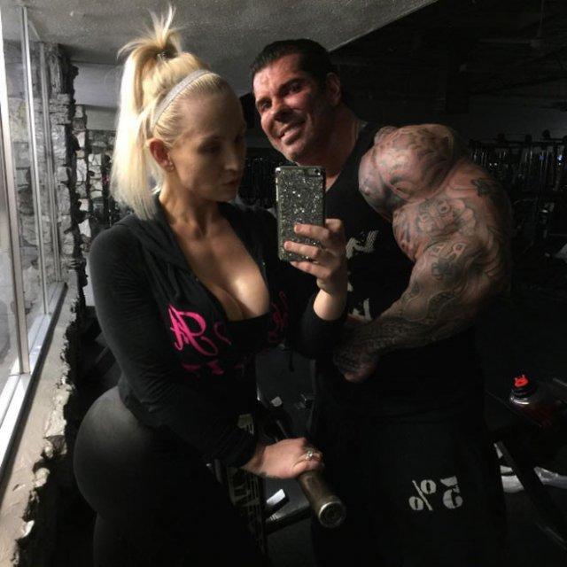 Американський бодібілдер, який 27 років приймає стероїди (фото)