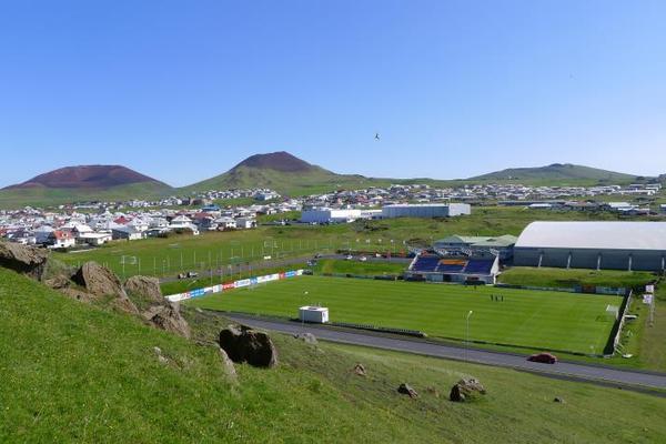 Футбольні стадіони в Ісландії (фото)