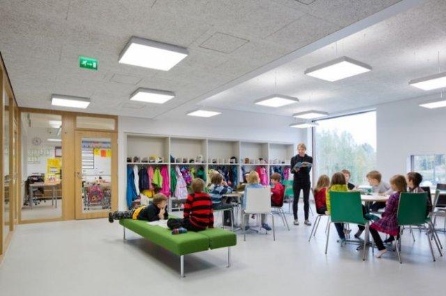 У Фінляндії відкрилася школа майбутнього (фото)