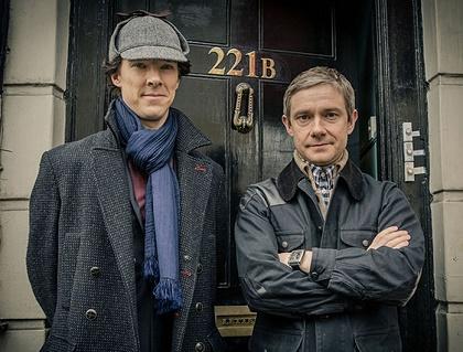 Стівен Моффат не впевнений в майбутньому «Шерлока»