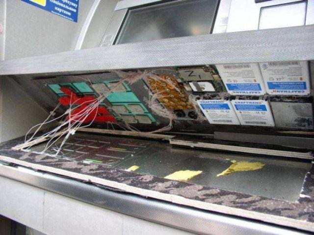 Ще один спосіб шахрайства за допомогою банкоматів (фото)