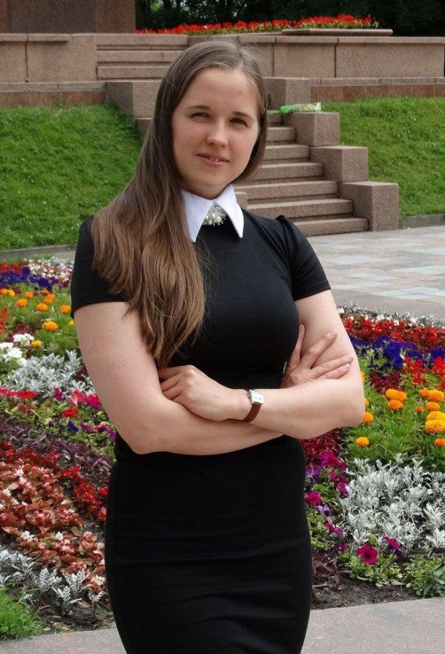 Ольга Броварець - наймолодший доктор наук в Україні (27 років)