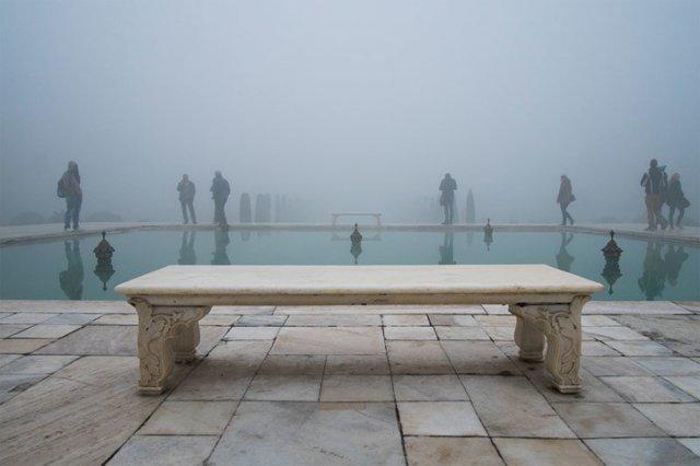 Фотограф зняв відомі пам'ятки з «неправильного» ракурсу (фото)