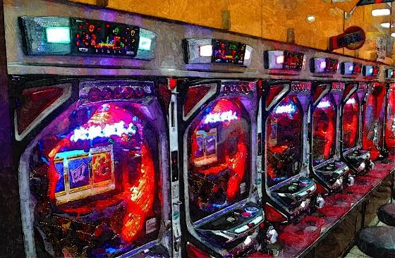 """В Японії ігрові автомати """"патинко"""" заробляють два трильйони доларів на рік"""