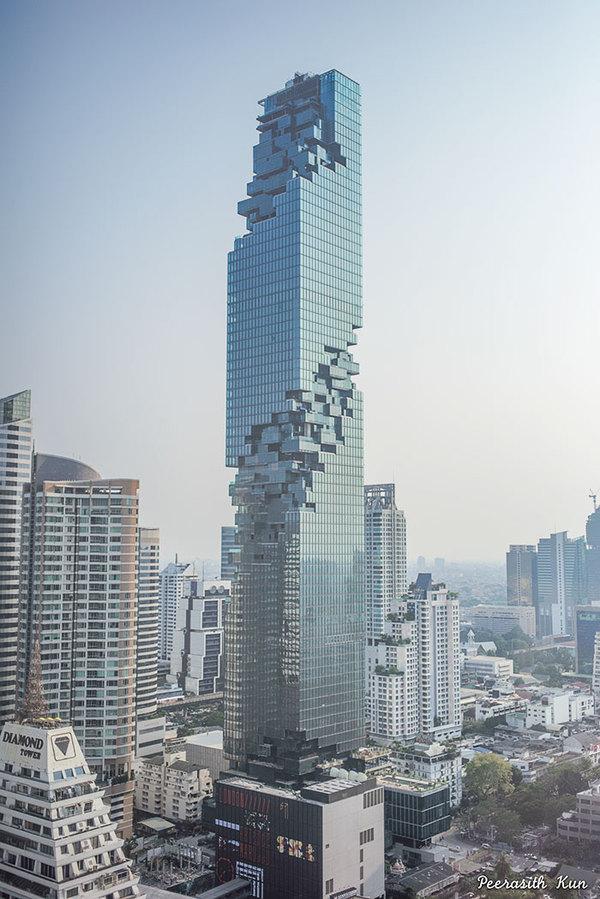 Новий найвищий хмарочос в Таїланді (фото)