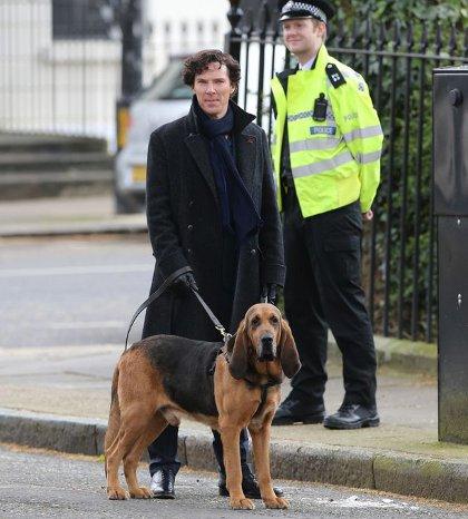 «Шерлок» повертається в сучасний світ (фото)