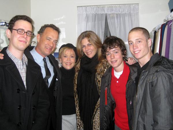 Знамениті батьки зі своїми синами (фото)