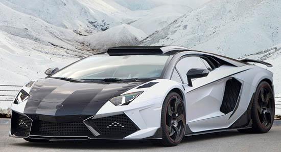 Найпотужніші в світі автівки (фото)