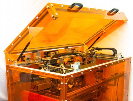 Новий 3D-принтер працює з рекордною кількістю матеріалів
