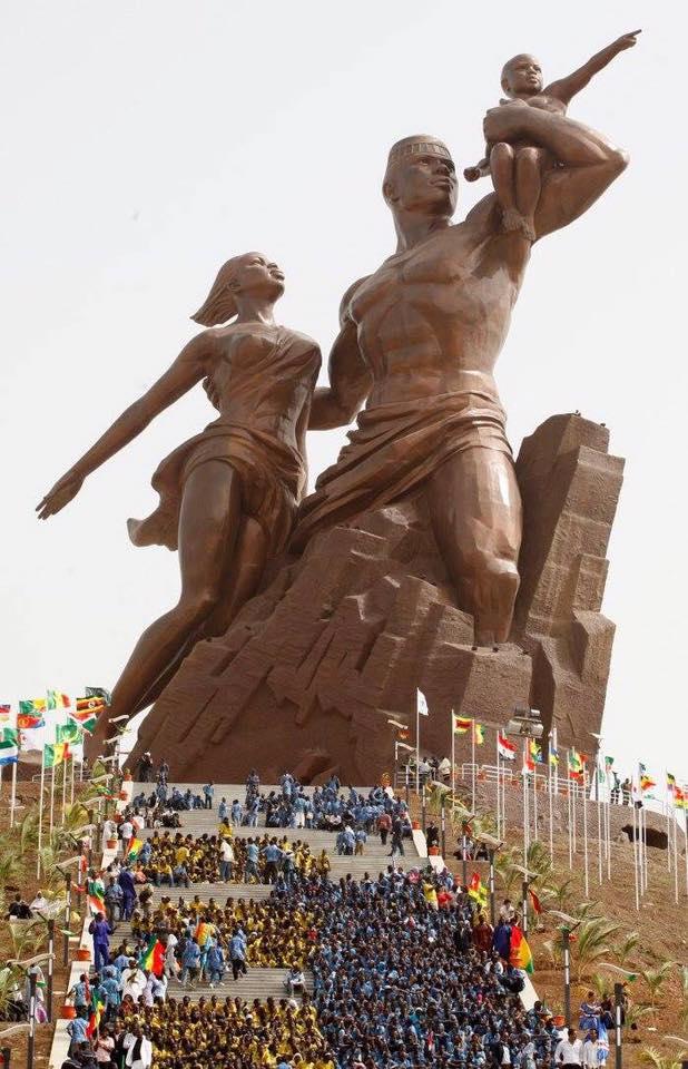 Найбільш дивні та незвичайні пам'ятники у світі (фото)