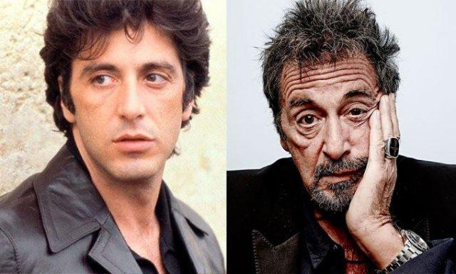 Як з роками змінилися улюблені голлівудські актори (фото)