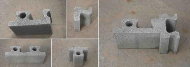 Будівельні блоки, які дозволять побудувати дім за кілька годин (фото, відео)