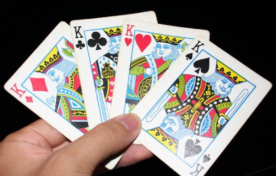 У карткових королів є власні імена