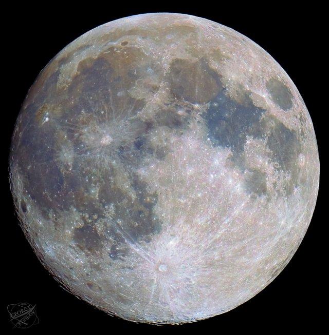 16 жовтня 2016 року Місяць буде найближче до Землі