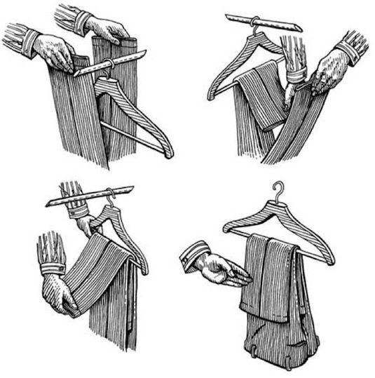 Три лайфхаки для одягу та взуття