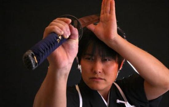 Ісао Мачії - самурай, який розрубує кулі в польоті (відео)
