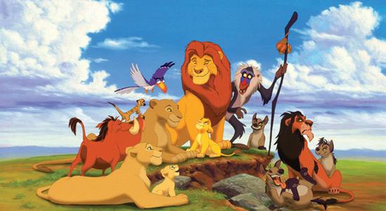 Студія Disney зніме ремейк мультфільму «Король Лев»