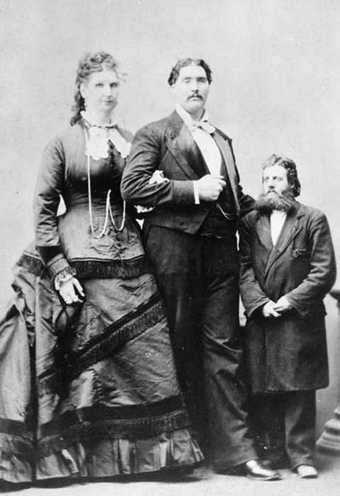 Найвища у світі подружня пара (фото)