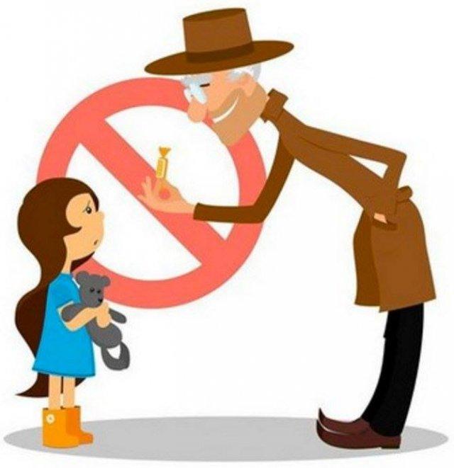 Що повинна знати дитина перед тим, як йти на вулицю?