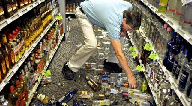Що робити, якщо ти розбив товар в магазині?