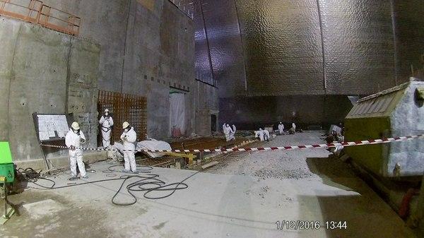 Що зараз відбувається під новим саркофагом ЧАЕС? (фото, відео)