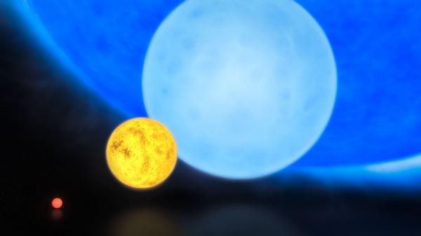 Топ-10 неймовірних космічних об'єктів