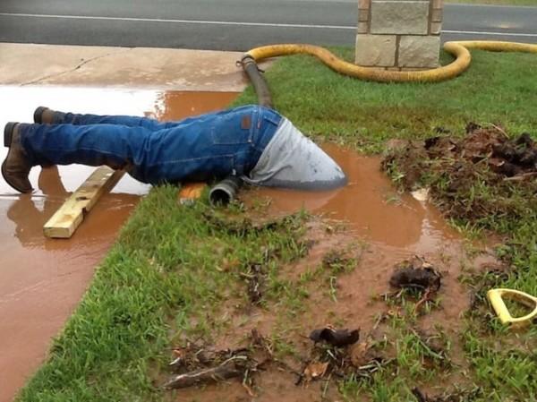 Джиммі Кокс - найсумлінніший сантехнік на планеті