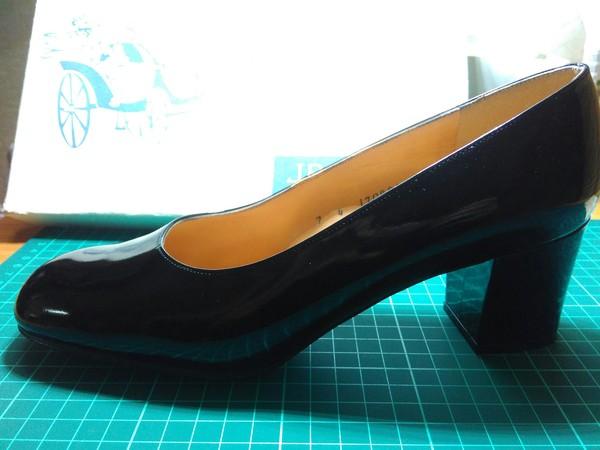 Туфлі, придбані 40 років тому (фото)