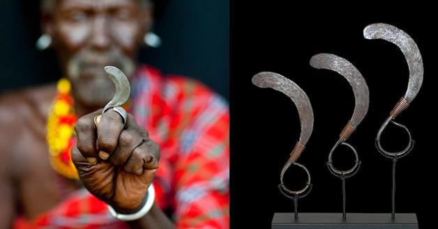 Пальцевий ніж «Туркана»