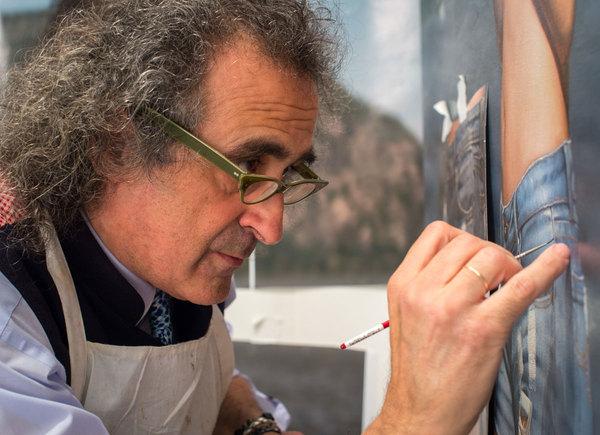 Картини ізраїльського художника виглядають як фотографії