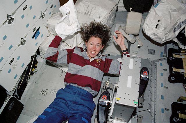 Щоденник бортінженера Міжнародної космічної станції