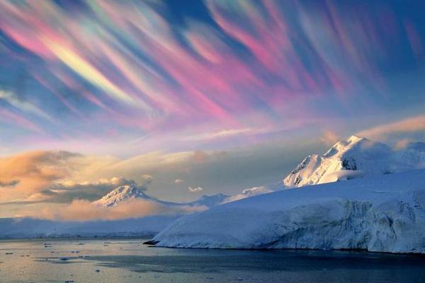 Перламутрові хмари (фото)